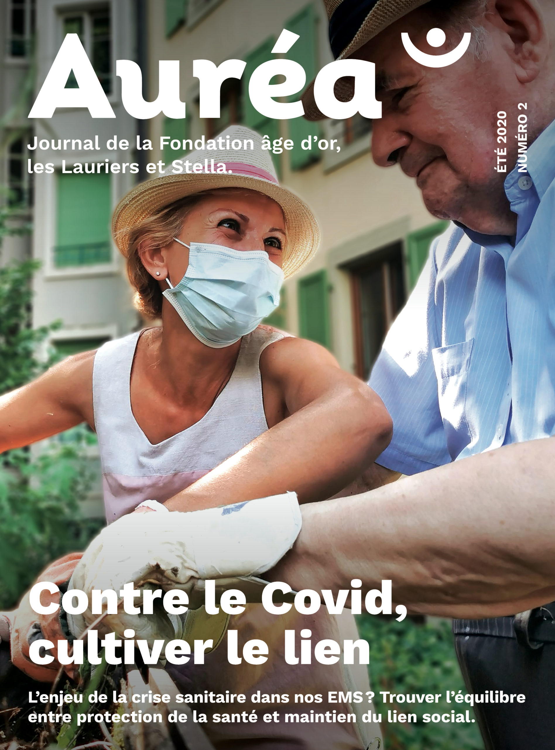Auréa, le journal de la Fondation